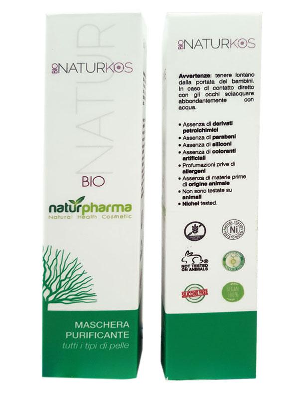 BIONATURKOS MASCHERA PURIFICANTE 50 ML
