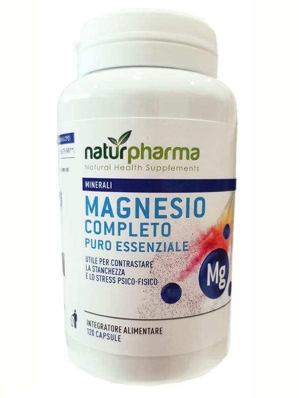 MAGNESIO COMPLETO PURO ESSENZIALE 120 CAPSULE