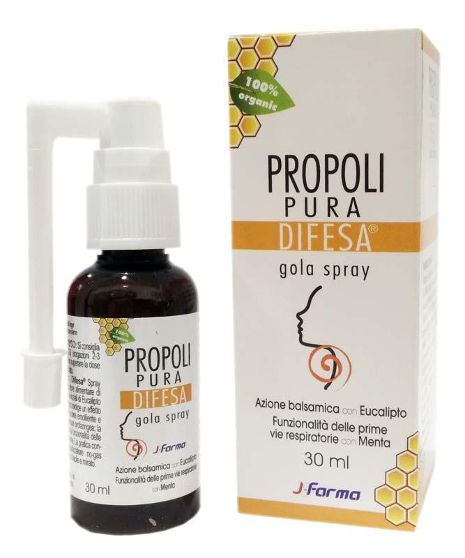 PROPOLI PURA DIFESA GOLA SPRAY 30 ML