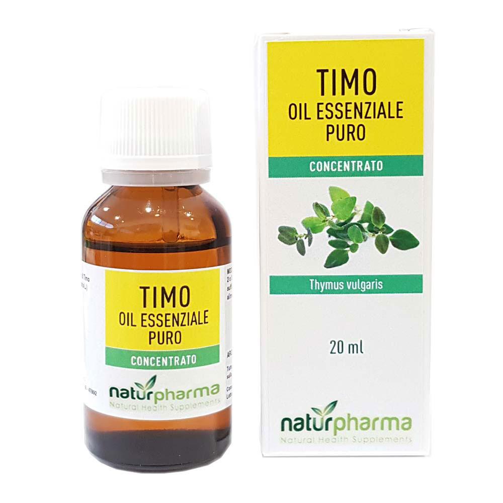 TIMO OLIO ESSENZIALE PURO 20 ML