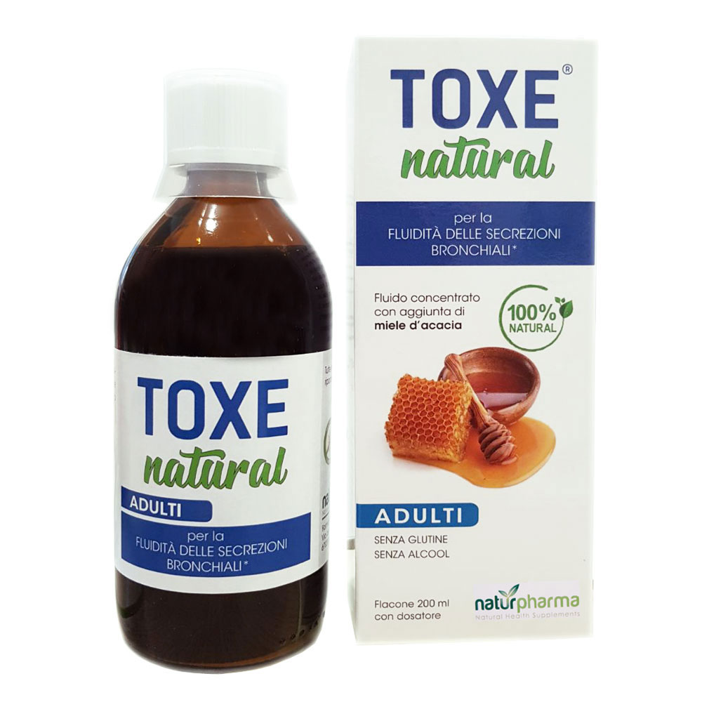 TOXE NATURAL FLUIDO CONCENTRATO ADULTI 200 ML