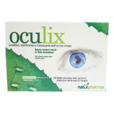 OCULIX GOCCE OCULARI STERILI 10 FIALE MONODOSE DA 0,5 ML