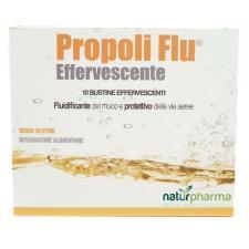 PROPOLI FLU EFFERVESCENTE 10 BUSTINE