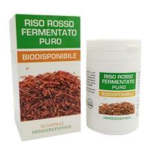 RISO ROSSO FERMENTATO PURO BIODISPONIBILE 50 CAPSULE DA 450 MG