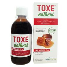 TOXE NATURAL FLUIDO CONCENTRATO BAMBINI 3+ 200 ML