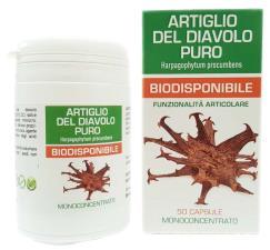 ARTIGLIO DEL DIAVOLO PURO BIODISPONIBILE 50 CAPSULE DA 500 G