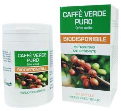 CAFFE VERDE PURO BIODISPONIBILE 50 CAPSULE DA 500 MG