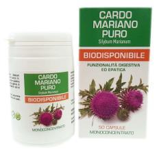 CARDO MARIANO PURO BIODISPONIBILE 50 CAPSULE DA 500 G